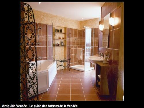 Salle de bain, Rezé 44400.